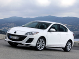 Mazda3 Sedan (BL) 2009–11 pictures