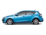 Mazda 3 Hatchback 2009–11 pictures