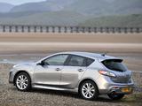 Mazda3 Sport Hatchback UK-spec (BL) 2009–11 pictures