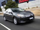 Mazda3 Sedan AU-spec (BL) 2009–11 pictures