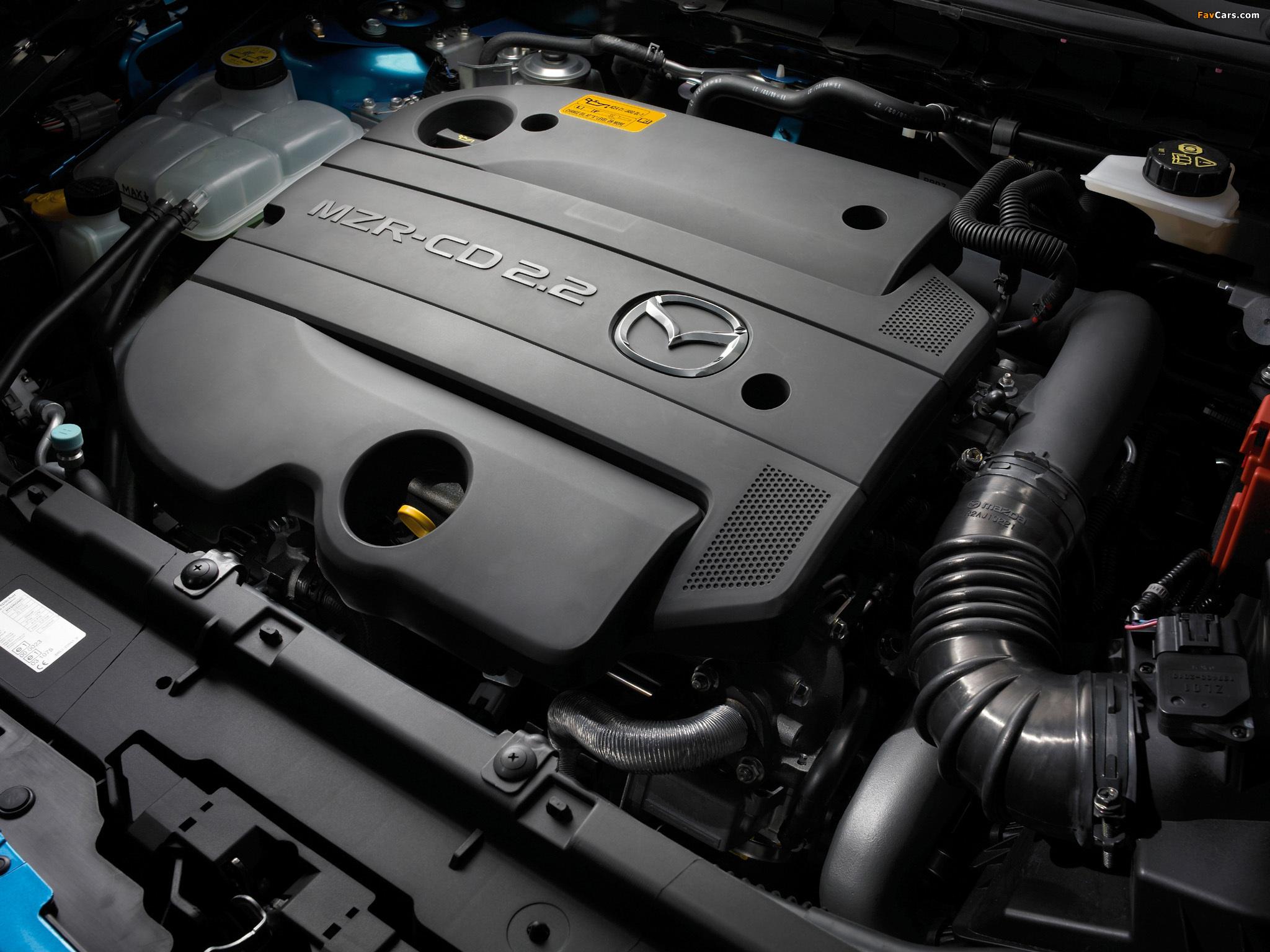 Mazda 3 Hatchback 2009–11 pictures (2048 x 1536)