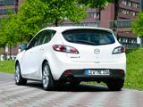 Mazda3 Hatchback i-stop (BL) 2009–11 pictures