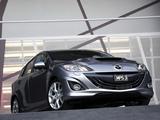 Mazda3 MPS AU-spec (BL) 2009–13 pictures