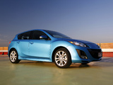Mazda3 SP25 Hatchback (BL) 2009–11 pictures