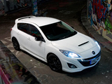 Mazda3 MPS UK-spec (BL) 2009–13 wallpapers