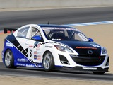 Mazda3 World Challenge Race Car (BL) 2009–13 wallpapers