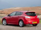 Mazda3 Hatchback UK-spec (BL2) 2011–13 images
