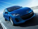 Mazda3 Hatchback US-spec (BL2) 2011–13 images