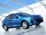 Mazda3 Sedan US-spec (BL2) 2011–13 images