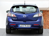 Mazda 3 Hatchback Edition 125 2011 images