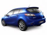 Mazda3 Hatchback (BL2) 2011–13 photos
