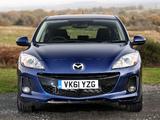Mazda3 Hatchback UK-spec (BL2) 2011–13 photos