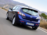 Mazda 3 Hatchback Edition 125 2011 pictures