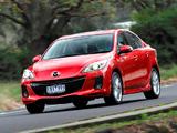 Mazda3 Sedan AU-spec (BL2) 2011–13 pictures