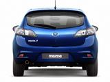 Mazda3 Hatchback (BL2) 2011–13 pictures