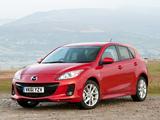 Mazda3 Hatchback UK-spec (BL2) 2011–13 pictures