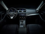 Mazda3 Sedan US-spec (BL2) 2011–13 pictures