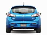 Mazda3 Hatchback US-spec (BL2) 2011–13 wallpapers