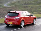 Mazda3 Hatchback UK-spec (BL2) 2011–13 wallpapers
