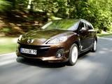 Mazda3 Hatchback (BL2) 2011–13 wallpapers