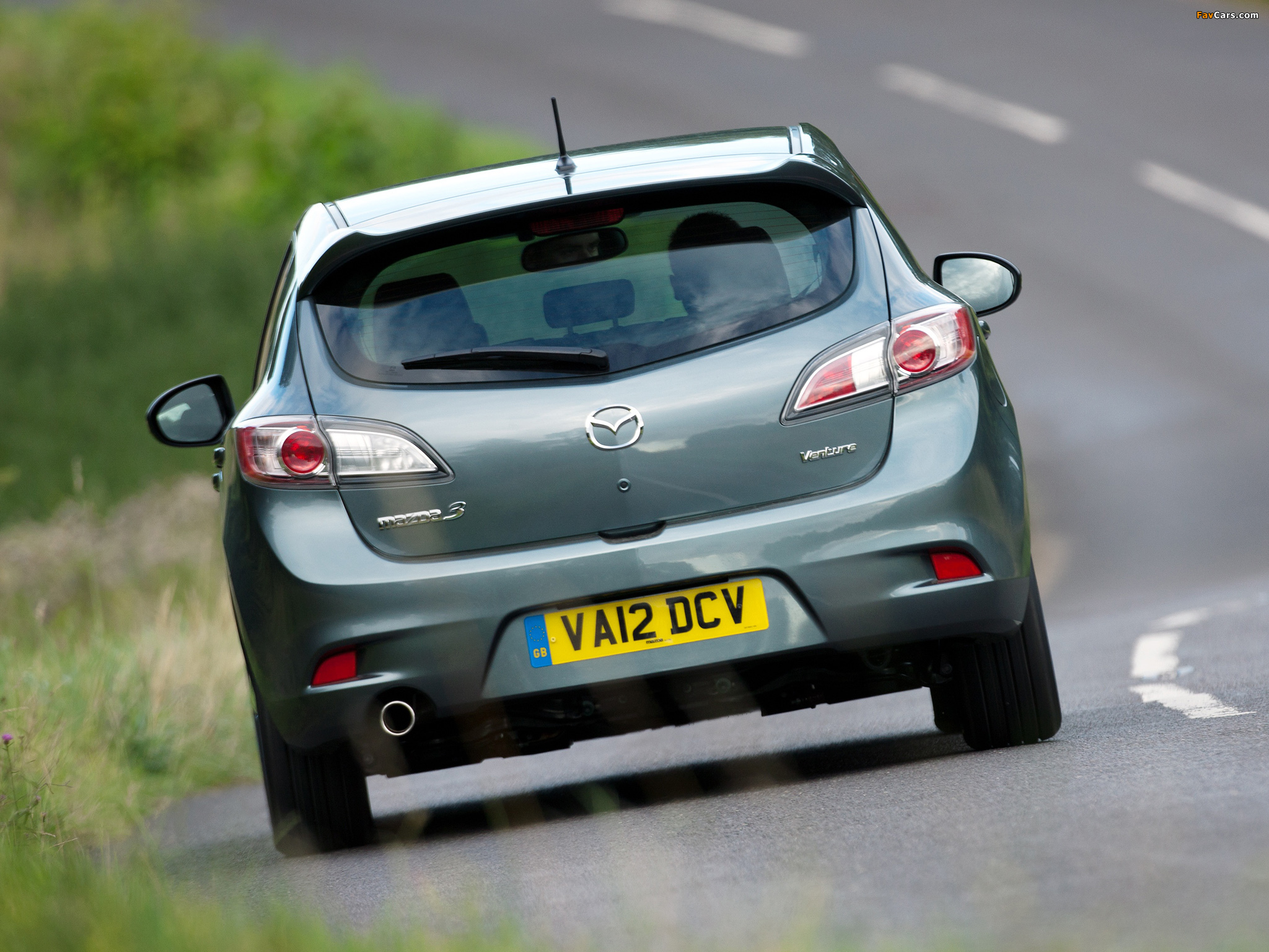 Mazda3 Venture (BL2) 2012–13 images (2048 x 1536)