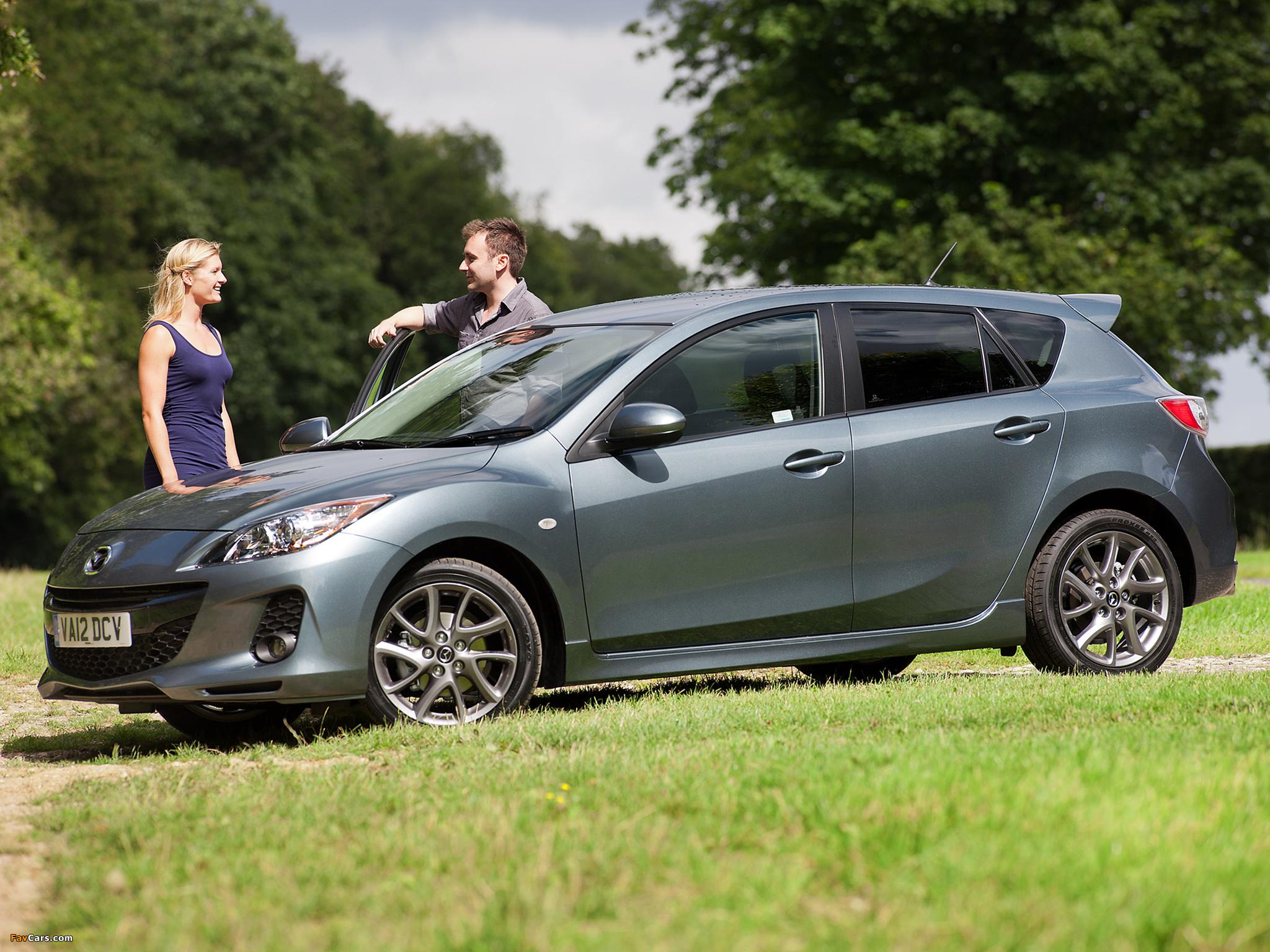 Mazda3 Venture (BL2) 2012–13 pictures (2048 x 1536)