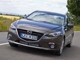 Mazda3 Sedan (BM) 2013 images