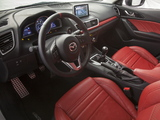 Mazda Club Sport 3 Concept (BM) 2013 images