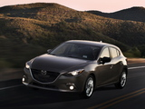 Mazda3 Hatchback US-spec (BM) 2013 images