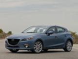 Mazda3 Hatchback US-spec (BM) 2013 images
