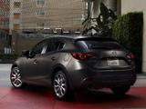 Mazda3 Hatchback US-spec (BM) 2013 photos
