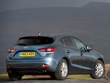 Mazda3 Hatchback UK-spec (BM) 2013 photos