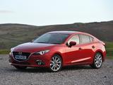 Mazda3 Sedan UK-spec (BM) 2013 photos