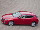 Mazda3 Hatchback (BM) 2013 photos