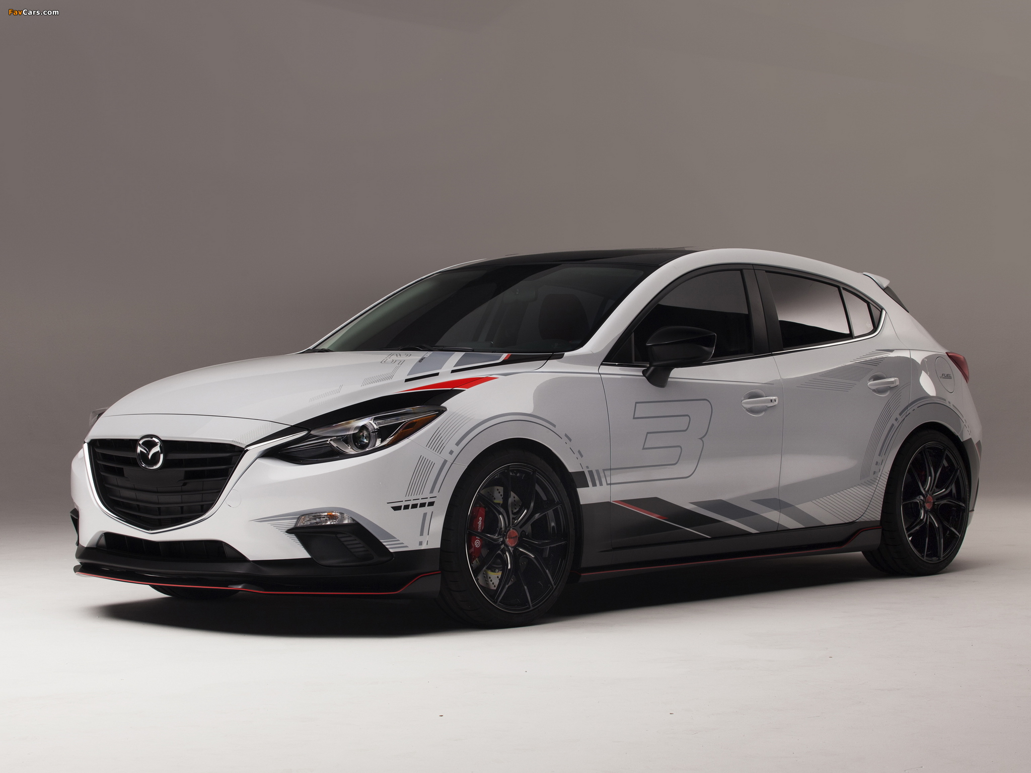 Mazda Club Sport 3 Concept (BM) 2013 pictures (2048 x 1536)