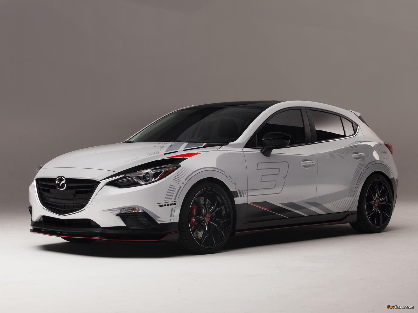 Mazda Club Sport 3 Concept (BM) 2013 pictures (1600 x 1200)
