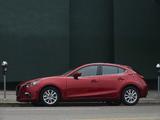 Mazda3 Hatchback US-spec (BM) 2013 pictures