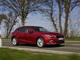 Mazda3 Hatchback (BM) 2013–16 pictures