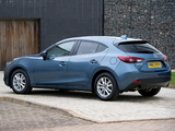 Mazda3 Hatchback UK-spec (BM) 2013 pictures