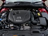 Mazda3 Sedan UK-spec (BM) 2013 wallpapers