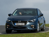 Mazda3 Hatchback UK-spec (BM) 2013 wallpapers