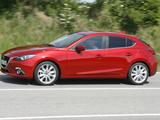 Mazda3 Hatchback (BM) 2016 images