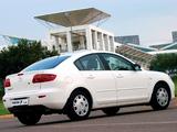Photos of Mazda3 Sedan ZA-spec (BK) 2004–06