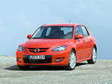 Photos of Mazda3 MPS (BK) 2006–09