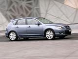 Photos of Mazda 3 MPS AU-spec 2006–09