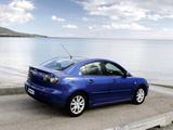Photos of Mazda3 Sedan AU-spec (BK2) 2006–09