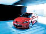 Photos of Mazda3 MPS (BK) 2006–09