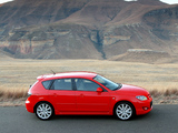 Photos of Mazda3 MPS ZA-spec (BK) 2006–09