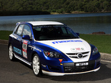 Photos of Mazda3 MPS Targa Tasmania 2007–09