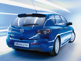 Photos of Mazda 3 Tamura (BK2) 2007